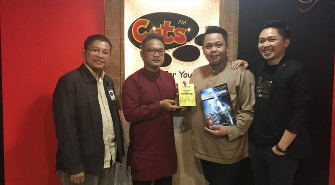On-Air bersama AZAM Sarawak