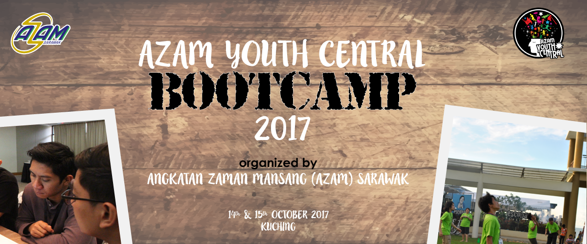 AZAM Youth Central Bootcamp @ Damai Central