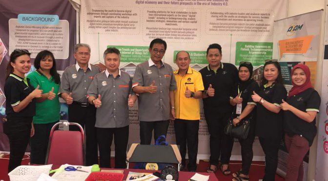 Sekitar sambutan Hari Belia Peringkat Negeri Sarawak 2017
