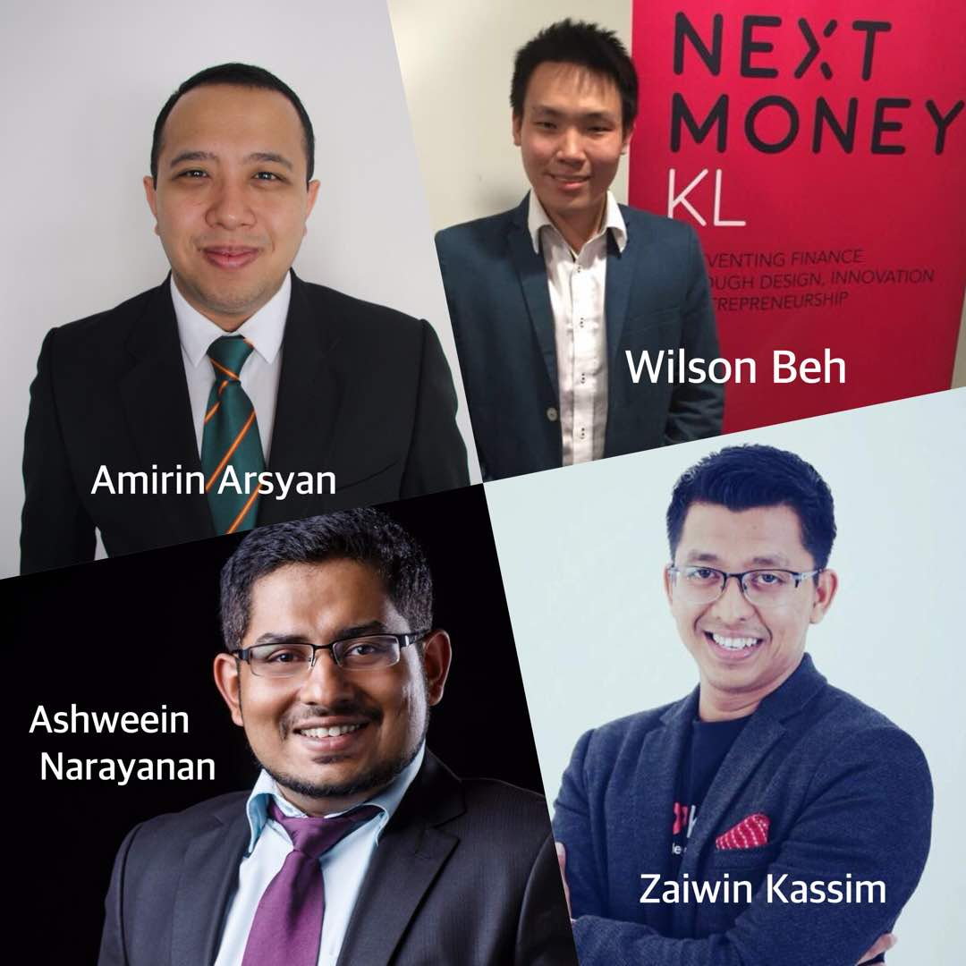 "Among the speakers for ""Ngopi Ngeteh"" session on AYCLive@B744 this 18 November."