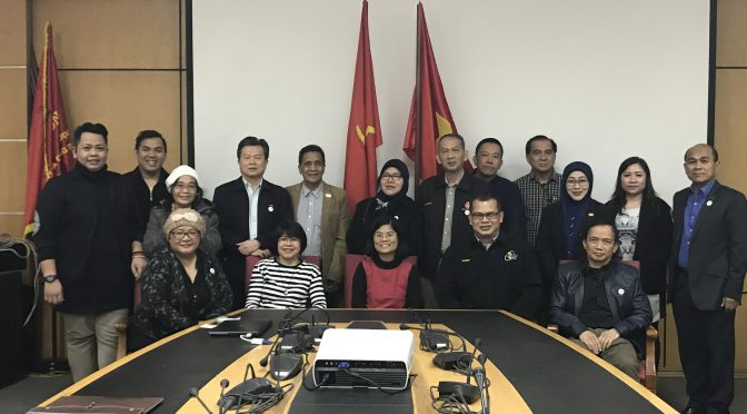 AZAM and SDI visit Hanoi to study its sustainable rural development programmes