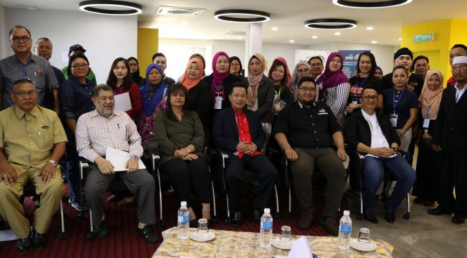 SMA-AZAM continues community digital initiative workshop in Bintulu