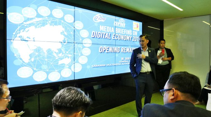 SMA media briefing in digital economy agenda