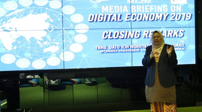 Media briefing on Digital Inclusivity