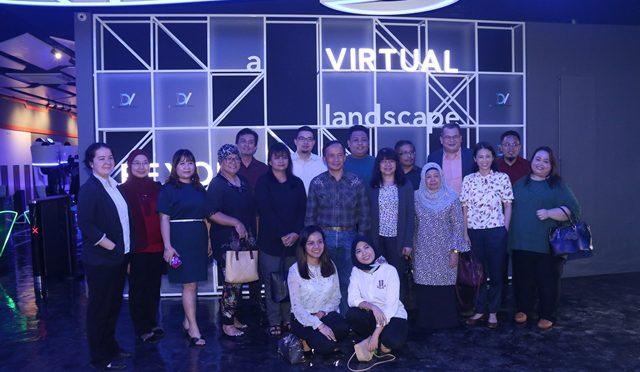 AZAM SARAWAK GETS SNEAK PEEK OF FIRST VIRTUAL PARK IN MALAYSIA